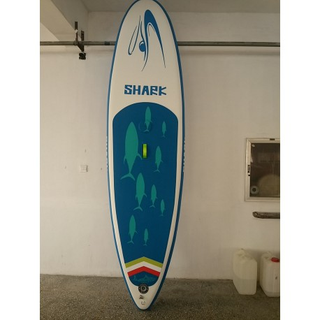 Sharksups 11' Windsurf Lemon Shark Ride (SWS-335)